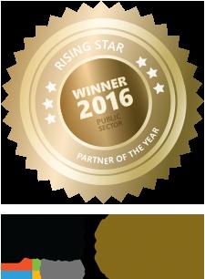 Alliance Named Microsoft Rising Star Partner of the Year 2016