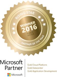 Microsoft Rising Star Partner 2016